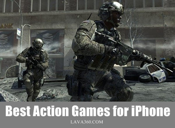 Best Action Games for iPhone1.1