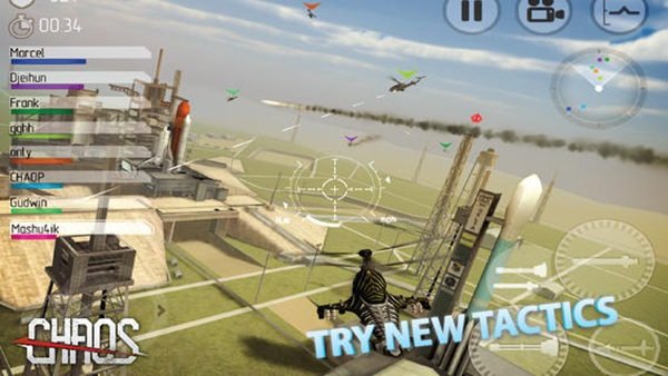 Best Action Games for iPhone17
