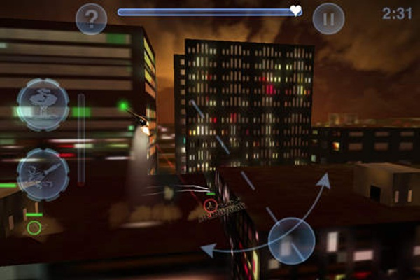Best Action Games for iPhone3