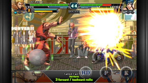 Best Action Games for iPhone4