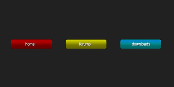 Best Photoshop Tutorials for creating buttons8