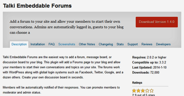 Best WordPress Forum Plugins11