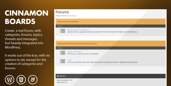 Best WordPress Forum Plugins4