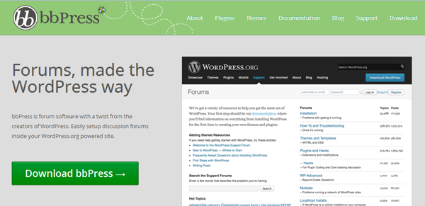 Best WordPress Forum Plugins5