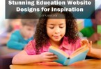 Top 20 Stunning Education Website Designs for Inspiration