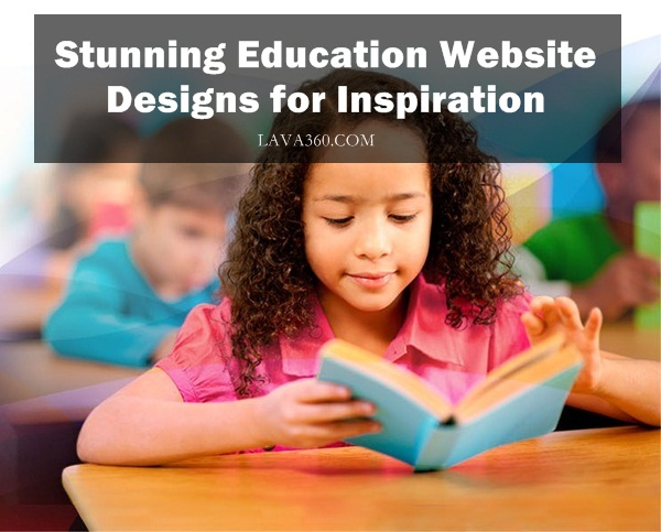 Education Website Designs for Inspiration1.1
