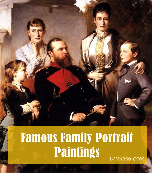 Famous Family Portrait Paintings1.1