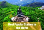 15 Most Popular Statues in the World