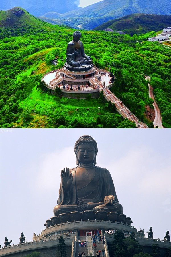 Most Popular Statues in the World14-vert
