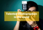 Top 12 Talented Photographers in the world