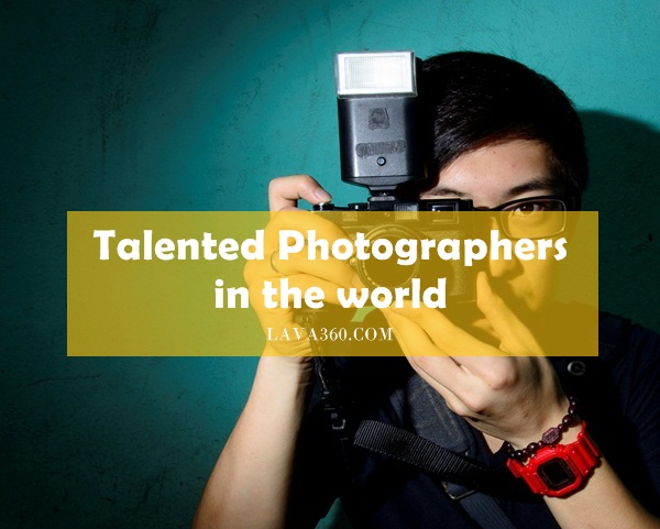 Talented Photographers in the world1