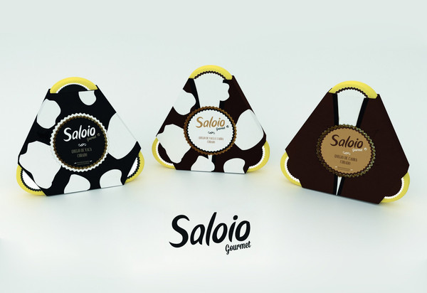 Saloio Product Packaging Designs