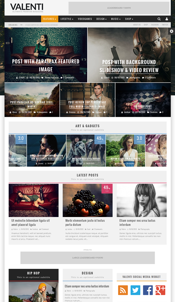 Best WordPress Review Themes1