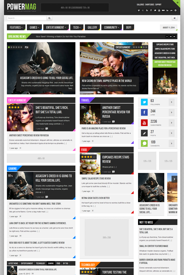 Best WordPress Review Themes10