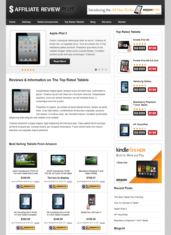 Best WordPress Review Themes11