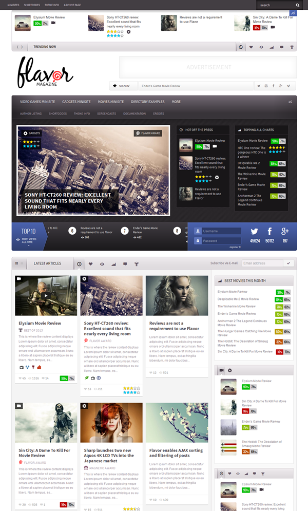 Best WordPress Review Themes14