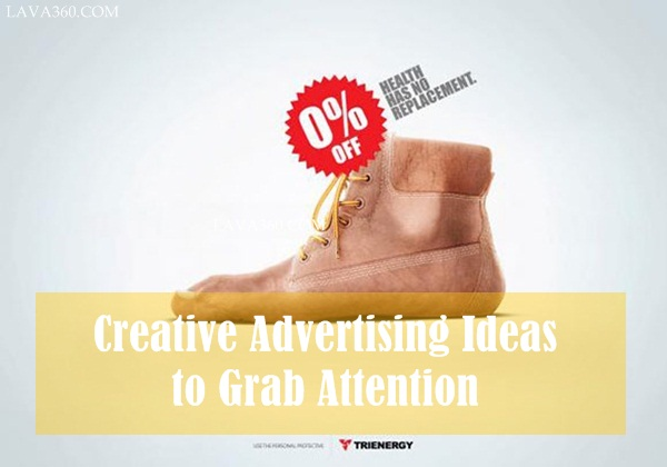 Creative Advertising Ideas1.1