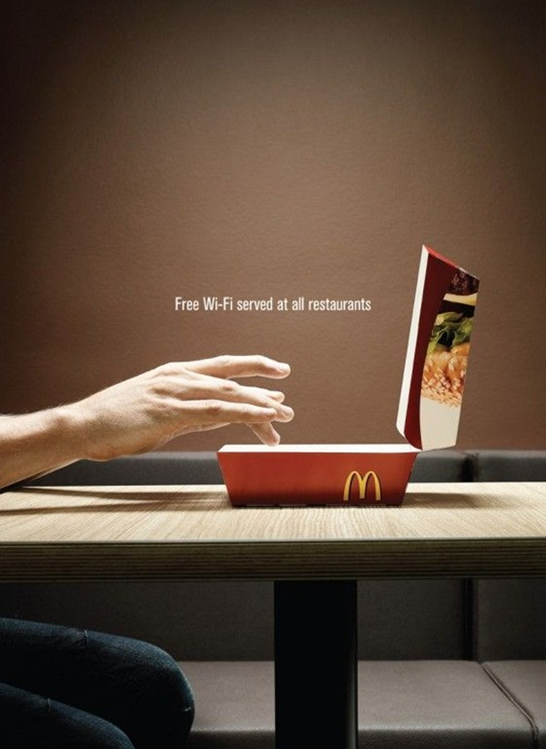 Creative Advertising Ideas13
