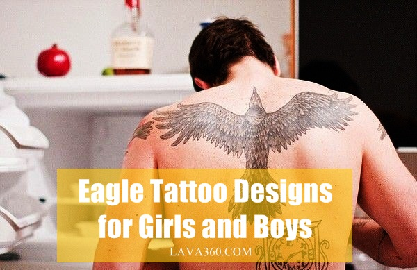 Eagle Tattoo Designs for Girls and Boys1.1
