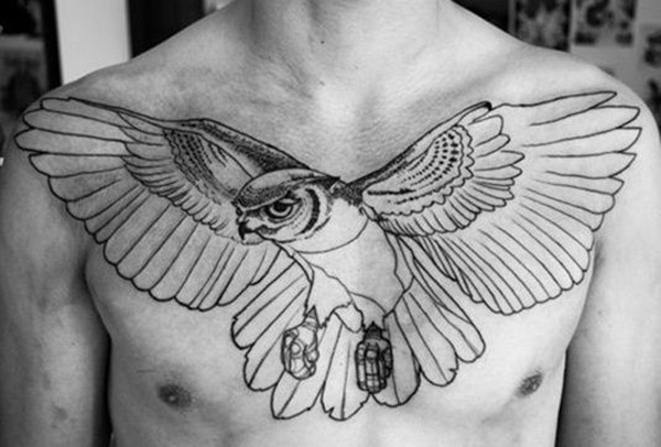 Eagle Tattoo Designs for Girls and Boys29