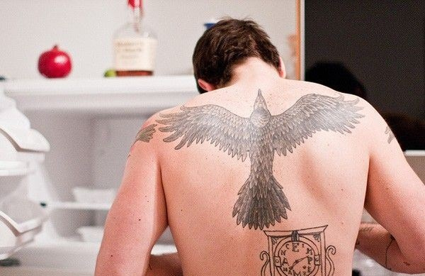 Eagle Tattoo Designs for Girls and Boys6