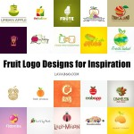 40 Delicious Fruit Logo Designs for Inspiration