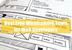 15 Best Free Wireframing Tools for Web Developers