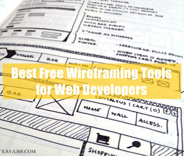 Best Free Wireframing Tools1.1