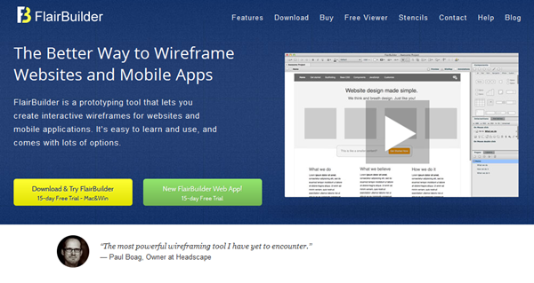 Best Free Wireframing Tools12