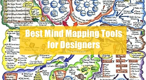 18 Best Mind Mapping Tools for Designers