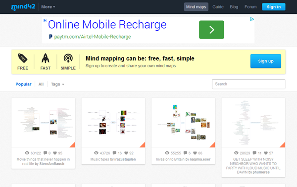 Best Mind Mapping Tools for Designers 9