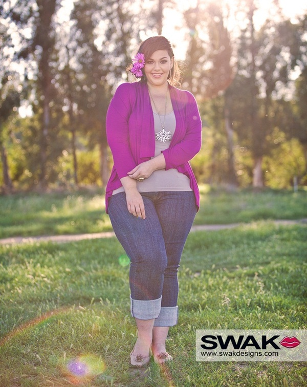 Plus size Fashion Photography Examples15