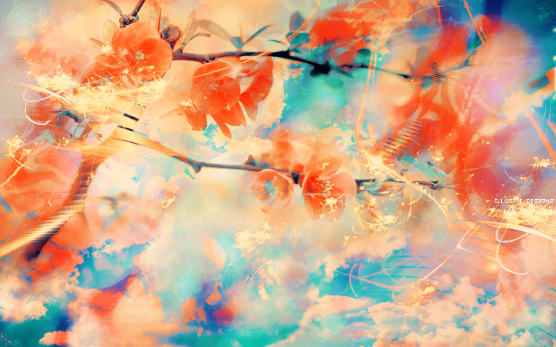 Seamless Free Floral Textures (2)