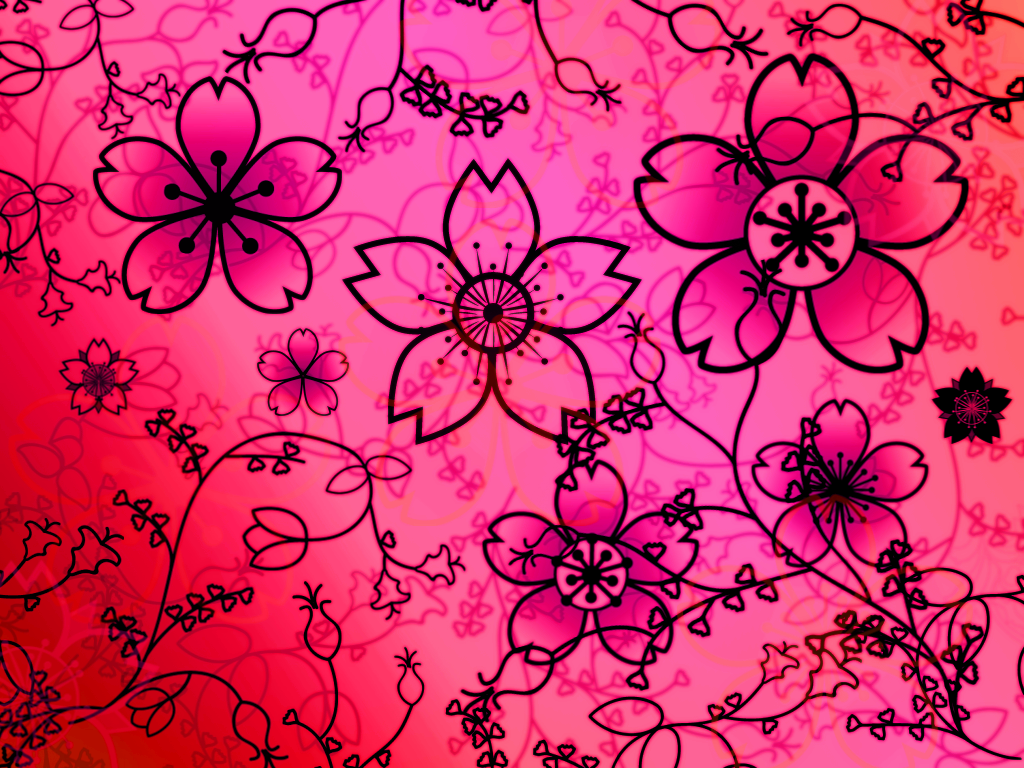 Seamless Free Floral Textures (3)