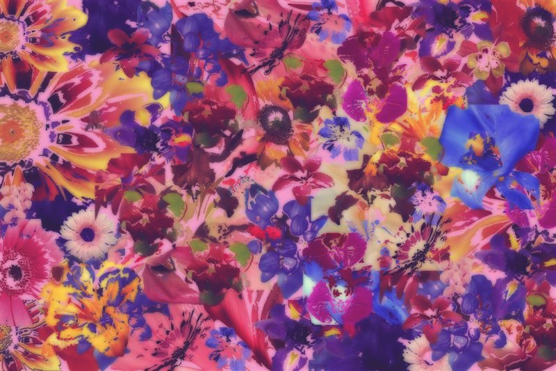 Seamless Free Floral Textures (7)