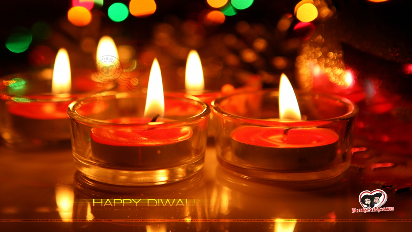 Beautiful 35 HD Diwali Wallpapers For Desktop