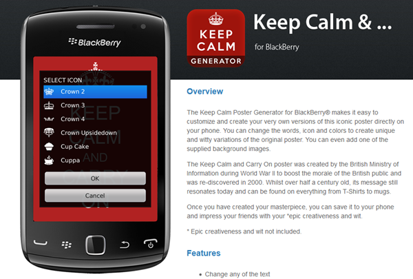 Best Keep Calm Generator and Apps11