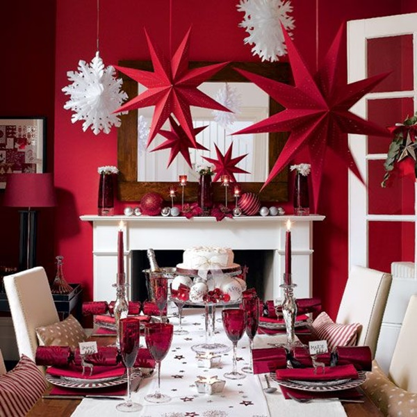 Christmas Table Decoration Ideas10