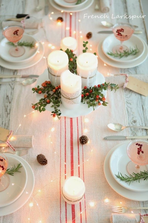 Christmas Table Decoration Ideas14