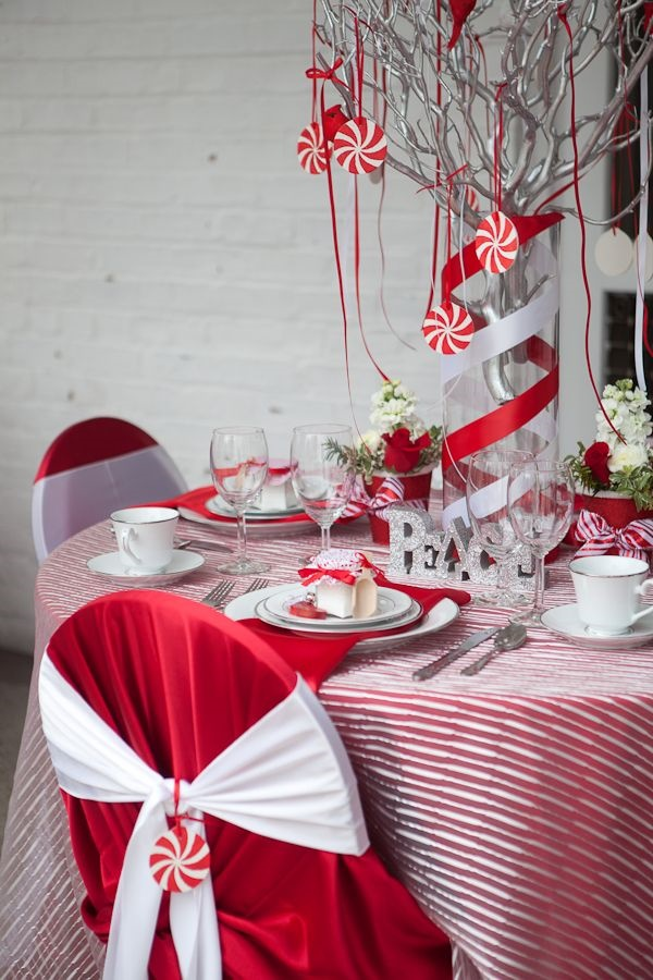 Christmas Table Decoration Ideas15