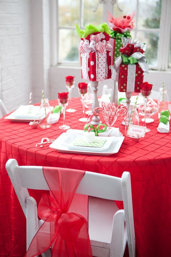 Christmas Table Decoration Ideas16