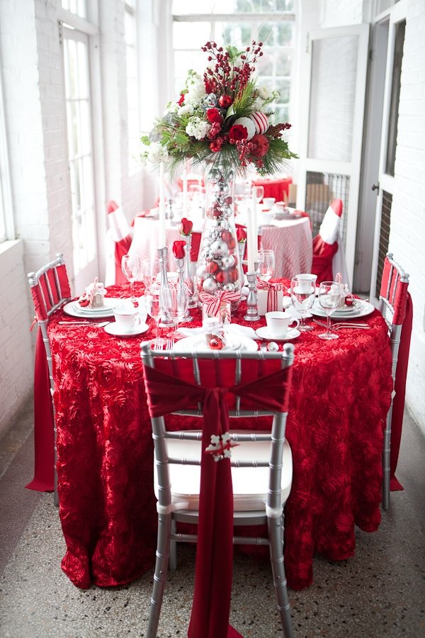 Christmas Table Decoration Ideas17