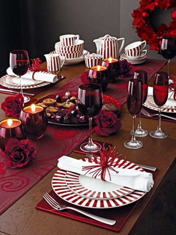Christmas Table Decoration Ideas18