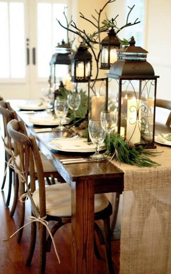 Christmas Table Decoration Ideas2