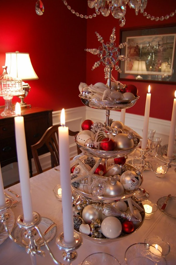 Christmas Table Decoration Ideas24