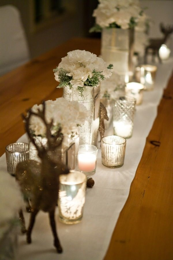 Christmas Table Decoration Ideas27