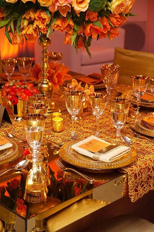 Christmas Table Decoration Ideas28