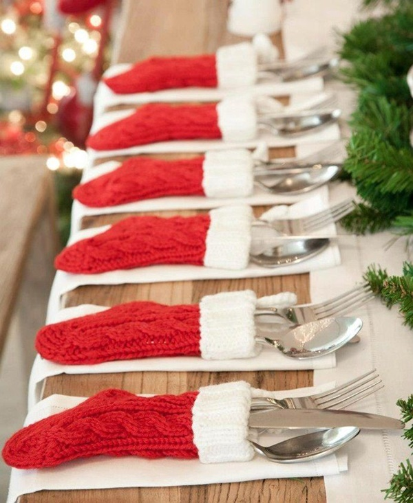 Christmas Table Decoration Ideas3