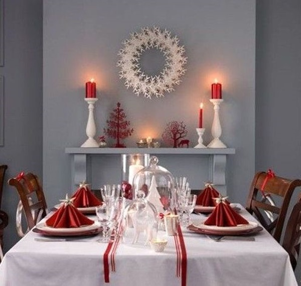 Christmas Table Decoration Ideas31