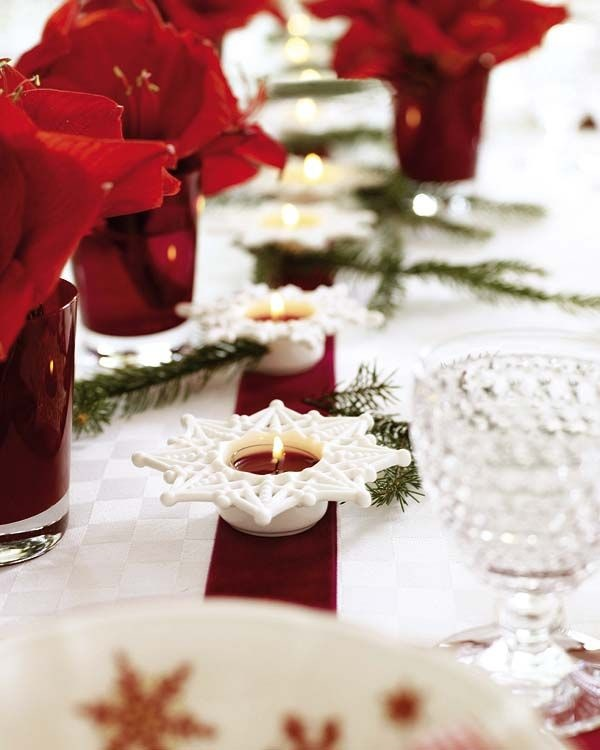 Christmas Table Decoration Ideas5